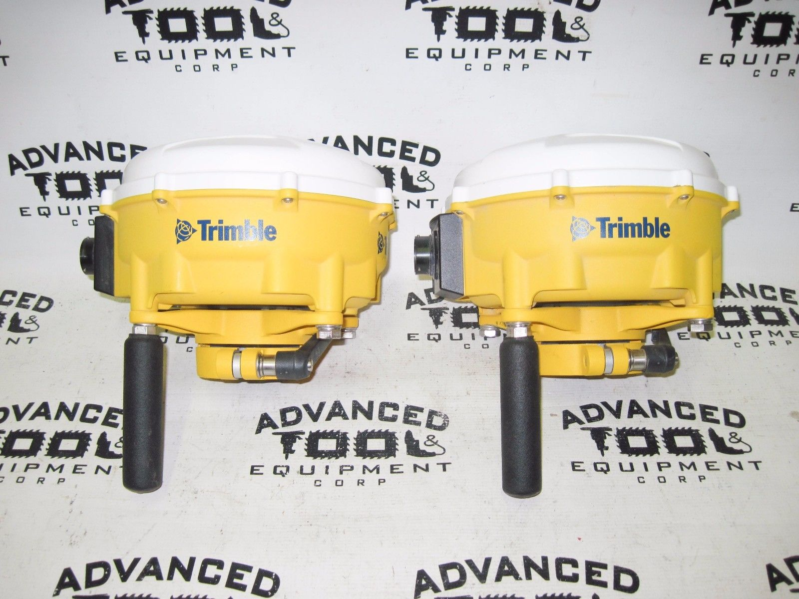 Trimble CAT MS995 Smart Antenna GPS GNSS Receiver RTK (Set of 2 with Case)