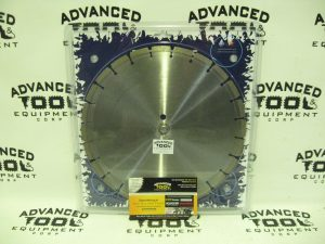 "14"" AT&E General Purpose Seg Concrete Diamond Blade .125"" 1""-mm MSRP: $139"