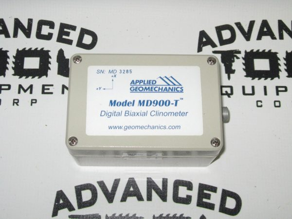Applied Geomechanics AGI Model MD900-T Digital and Analog Biaxial Clinometer