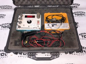 Biddle Meggar Instruments Digital Low Resistance Ohmeter DLRO 247000 w/ Charger