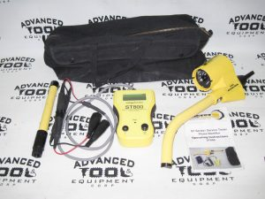 Bierer Meters ST800 & ST500 Receiver Probe Tester & Probe
