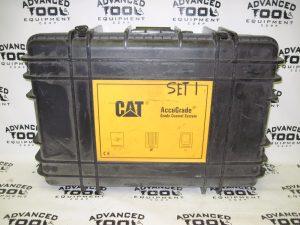 CAT AccuGrade Grade System GPS Carrying Case TC900C SNR900 CD550A GCS900 MS990