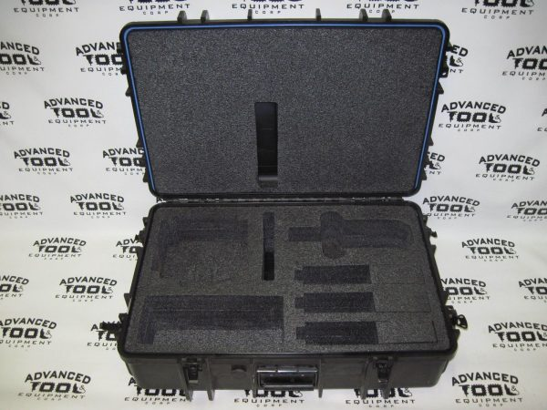 CAT AccuGrade Grade System GPS Carrying Case TC900C SNR900 CD550A GCS900 MS990