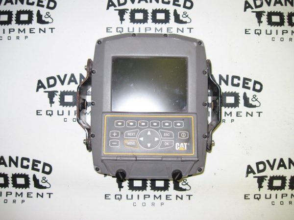 CAT Trimble CD550A Control Box Cab Display w/ Mounting Bracket GCS900 GPS System