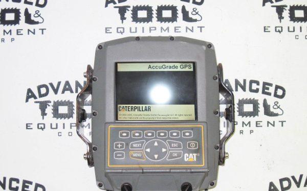 CAT Trimble CD550A Control Box Cab Display w/ Mounting Bracket GCS900 GPS System