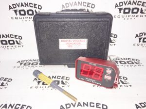 HDE Electrical Digital Voltage Indicator DVI-100 & IEP-DVI5 Underground Probe