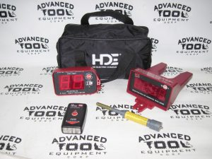 HDE HD Electric Digital Voltage Indicator DVI-100T AC AMMETER HVA-00 & Probe