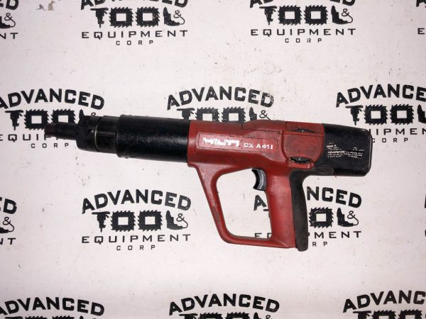 Hilti DX-A41 Powder Actuated Fastening Systems Nail Variable Power Gun
