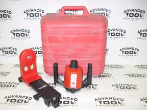 Hilti PR10 Rotary Laser Interior Laser with Hilti PA3 Mount & Carrying Case