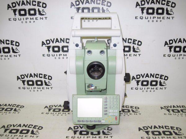LEICA TCRP15 R100 Prismless Dual Display Robotic Total Station Radio Handle