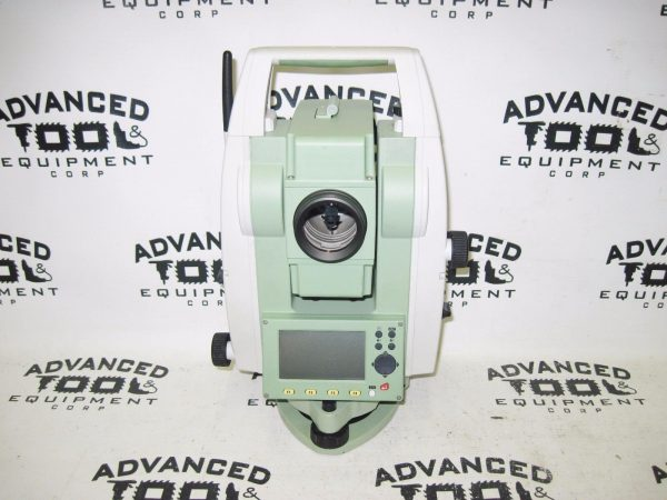 "Leica TS02 Power 3"" Dual Display Total Station w/ Charger, Battery & Case"