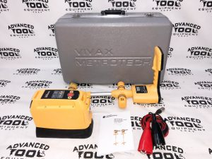 Metrotech Vivax VM 810 Locator and Transmitter Cable Pipe Locator VM-810