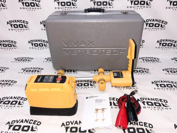 Metrotech Vivax VM 810 Locator and Transmitter Cable Pipe Locator VM-810