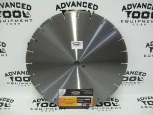 "New 16"" National Diamond Tough Cut Dry/Wet General Purpose Blade 16x.125x1"