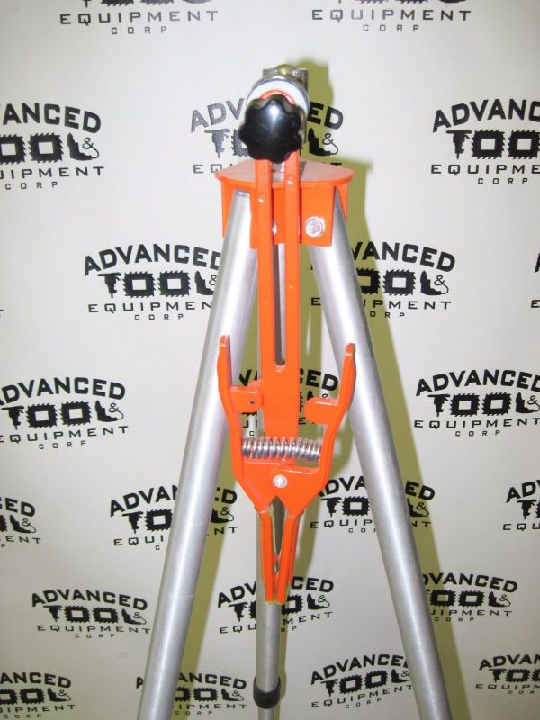 New! AT&E Adjustable Height Folding Aluminum Survey Target Tripod
