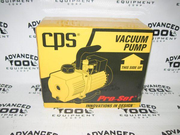 NEW! CPS Pro-Set Vacuum HVAC Refrigrant Pump VP6D 6 CFM, 2 Stage, Dual Voltage