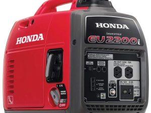 NEW Honda EU20i Portable Gas Powered Generator Inverter W/ FAST FREE SHIPPING