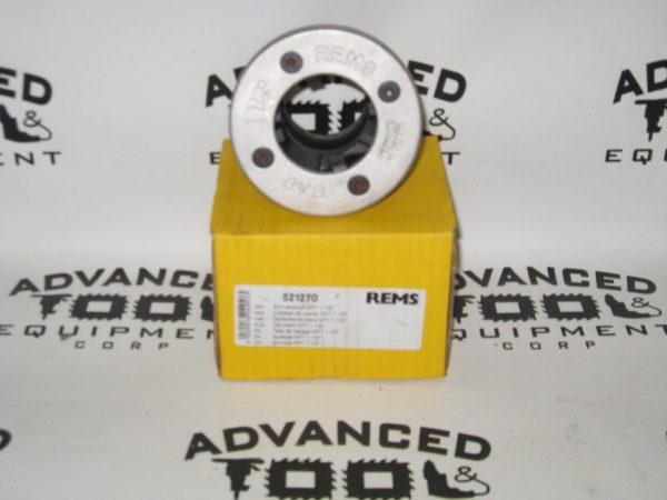"New in Box REMS 521270 Pipe Threader Die head NPT 1 1/2"" for Threading Machine"