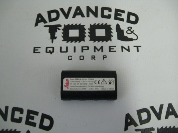 New Leica GEB211 Replacement Battery ATX10 ATX1230 GPS10 GPS900 GRX10