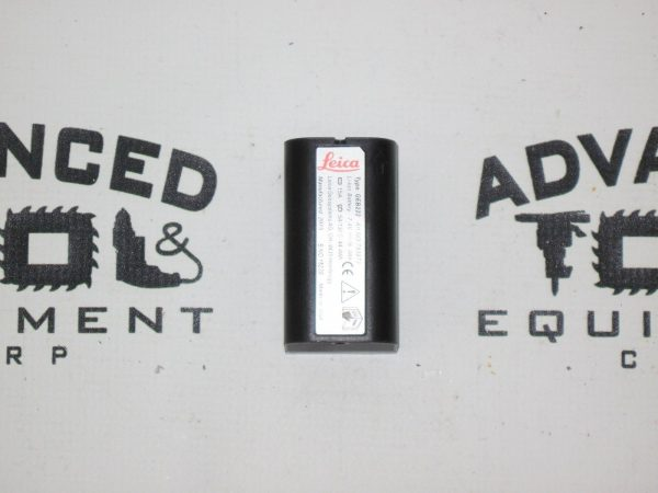 New Leica GEB222 Replacement Battery for TS11 TS12 TS15 GS10 GNSS Piper 100 0