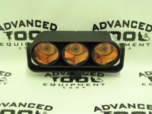 New Wild Leica Style GPH3 Triple 3 Tri GPR1 Prism Reflector Holder Target System