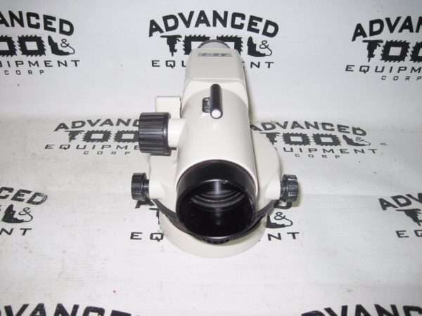 Nikon AS-2 34x Autolevel Automatic Auto Builders Level Transit w/ Carrying Case