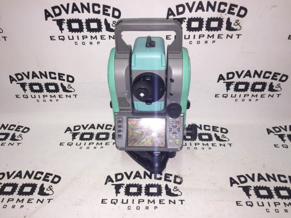NIKON NIVO 5.C Reflectorless Wireless Total Station Survey Pro Touch Screen