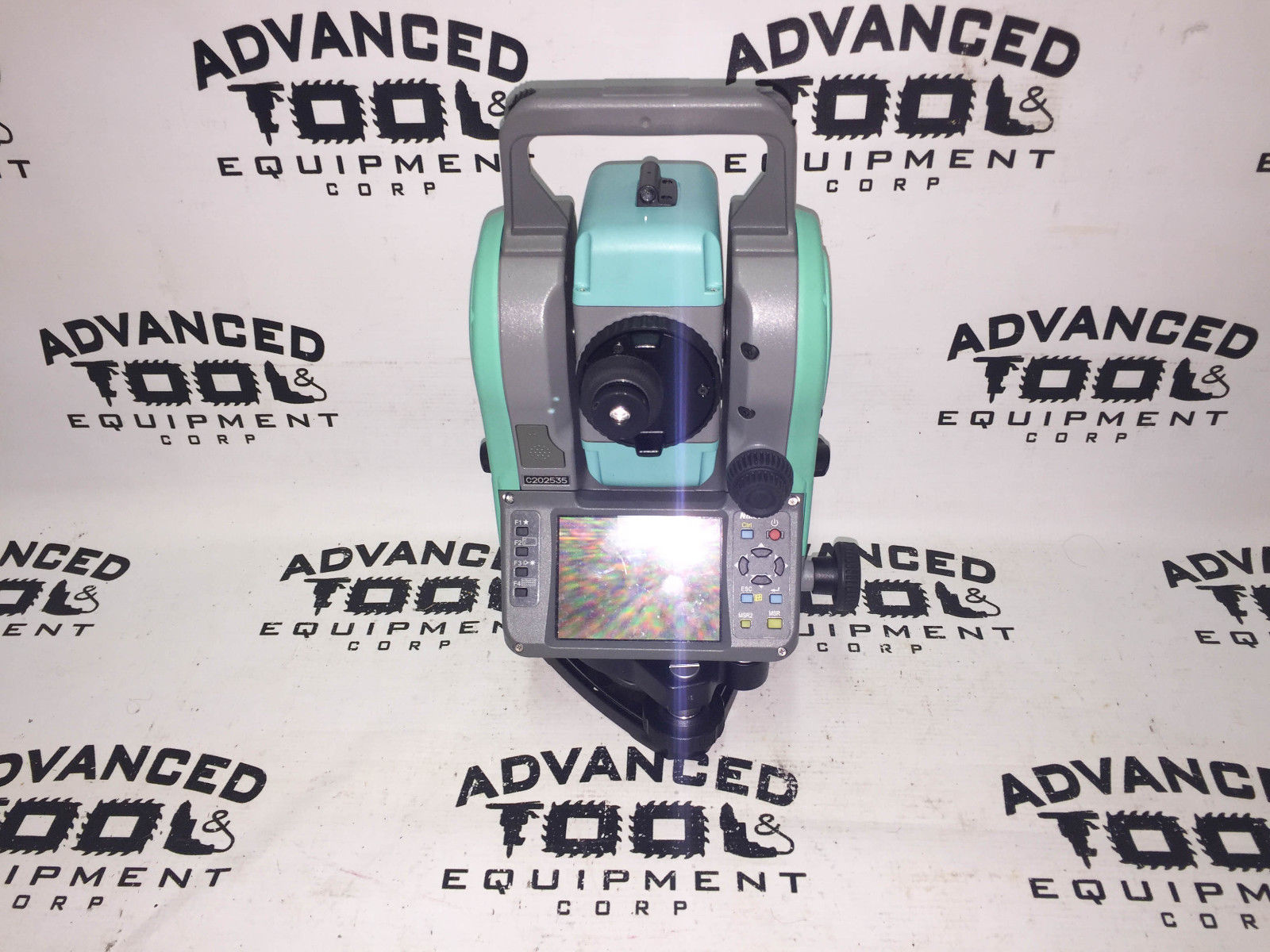 Nikon Nivo 3 C 3″ Reflectorless Wireless Total Station with Touchscreen  Survey Pro | Advanced Tool & Equipment