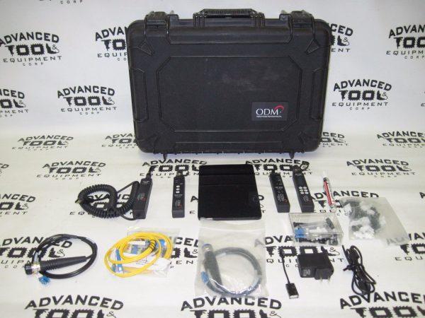 ODM Fiber Optic Inspection Tablet w/ VHS 400 HDP, DLS 355, VF 610, RP600