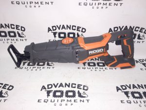 Ridgid R8642 18-Volt GEN5X Cordless Reciprocating Saw Tool-Only