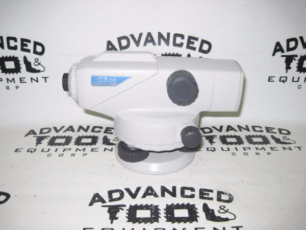 Sokkia C300 28x Autolevel Automatic Auto Level Transit with Carrying Case