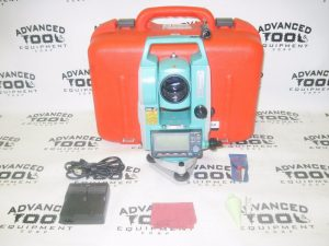 SOKKIA SET630R Red Tech II Reflectorless Total Station Transit w/ & Case