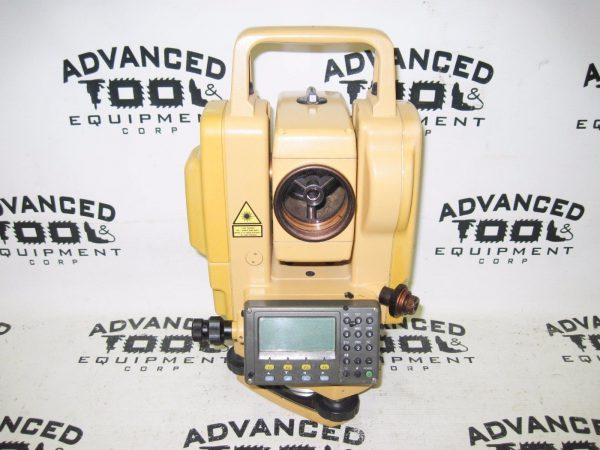 South NTS-355R Total Station Dual Display Transit w/ Charger, Battery and Case