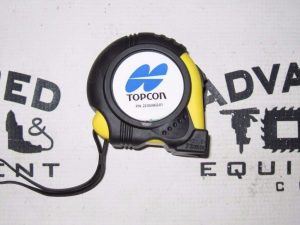 Topcon 12 Feet Surveying Engineer Measuring Tape Measure Tenths & Metric