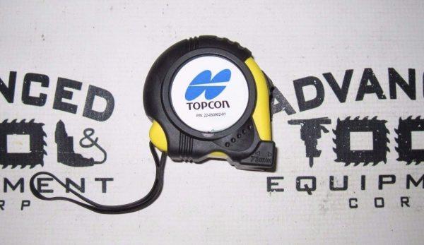 Topcon 12 Feet Surveying Engineer Measuring Tape Measure Tenths & Metric