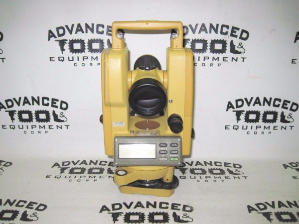 Topcon DT-9 Optical Digital Theodolite w Carrying Case DT-0