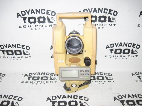 Topcon DT-9 Optical Digital Theodolite w/ Free Carrying Case DT-0