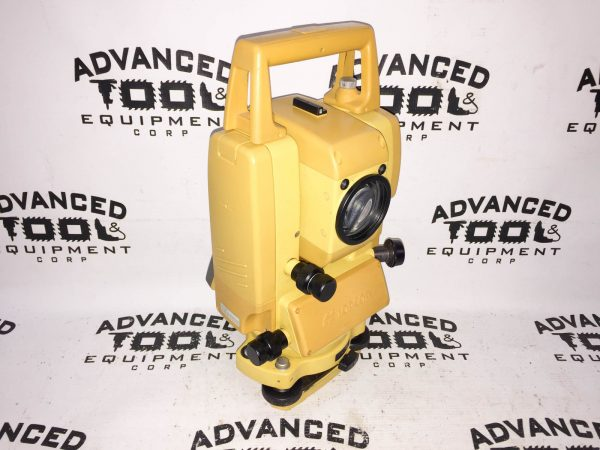 Topcon GTS-236W Total Station Transit w/ Case New Charger & Battery
