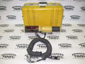 Topcon TrackerJack 92 w/ Coil Cable 9060 and Carrying Case