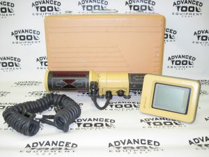 Topcon TrackerJack 92 w/ Touch Control Panel 9166 & Coil Cable 9060 & Case