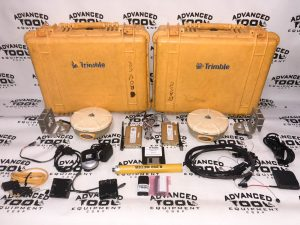 Trimble 5800 GPS Antenna Base & Rover Setup w/ CDMA, Bluetooth Radio GPS Rtk