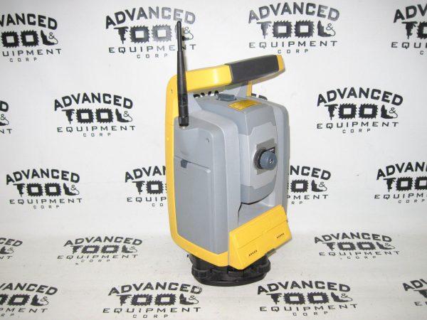 """Trimble S6 DR 300   Plus 5"""" Robotic Total Station w/ Prism, Charger, Case 2.4Ghz"""