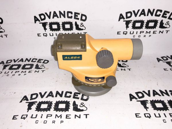 Trimble Spectra Precision Automatic Optical Laser AL224