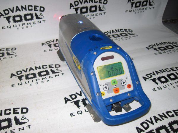 Trimble Spectra Precision DG711 Sewer Pipe Laser w/ Targets Footbase DG511