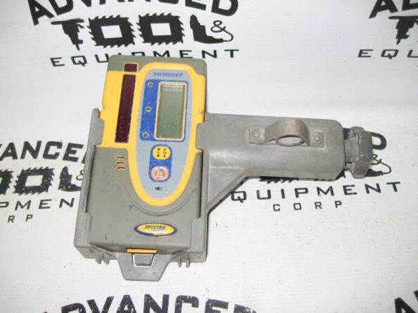 Trimble Spectra Precision LL400 Rotary Laser w/ HR550 Receiver Sensor FREE Case