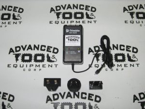USA New Trimble 1281-82 Charger DG711 DG511 Pipe Sewer Laser w Euro Adapters