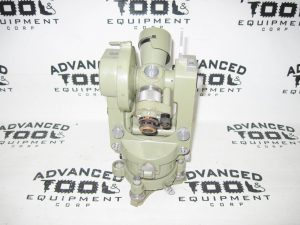 Wild Heerbrugg Theodolite T16 Survey Equipment Switzlerland w/ Tribrach