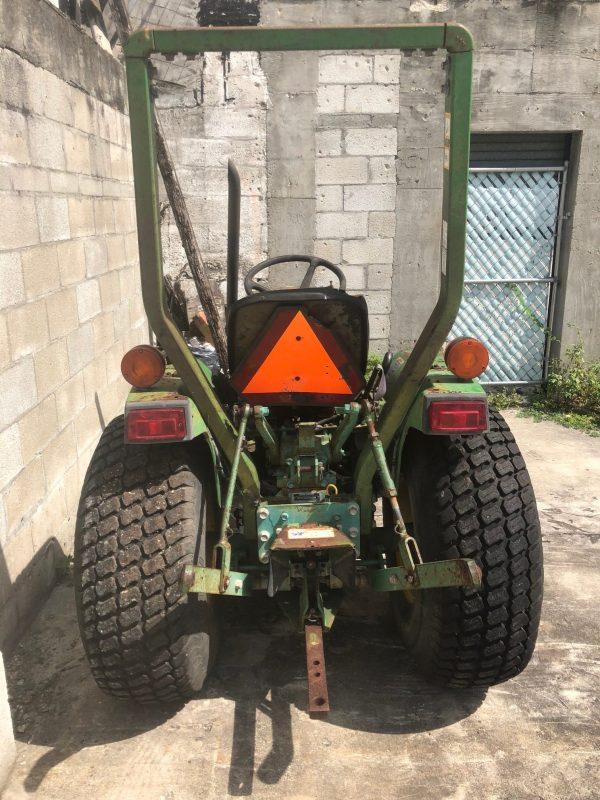 John Deere 790 Tractor w/ 3pt PTO