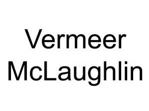 McLaughlin / Vermeer
